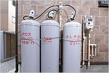 ガスの開栓・閉栓について